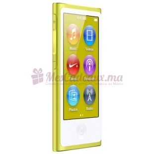 iPod nano Jaune - Apple - 16 Go