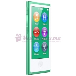 iPod nano Vert - Apple - 16 Go