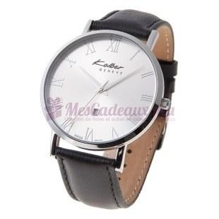 Montre - Kolber De Geneve - Bracelet Cuir K5022101750