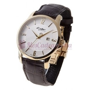 Montre - Kolber De Geneve - Bracelet Cuir K6001121776