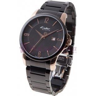 Montre - Kolber De Geneve - Bracelet Noir K6001281377