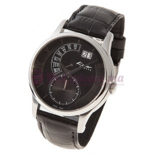 Montre - Kolber De Geneve - Bracelet Cuir K8009101358