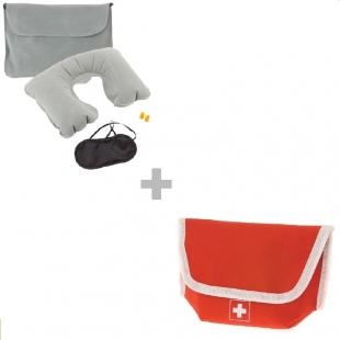 Set voyage + Kit d'urgence