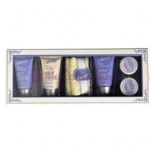 Coffret bain Soothe & Smooth