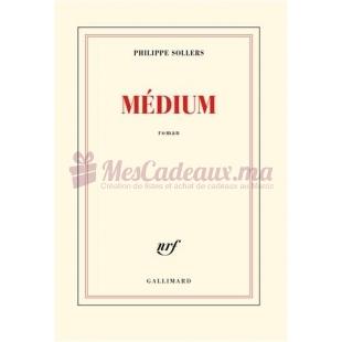 Médium - Philippe Sollers