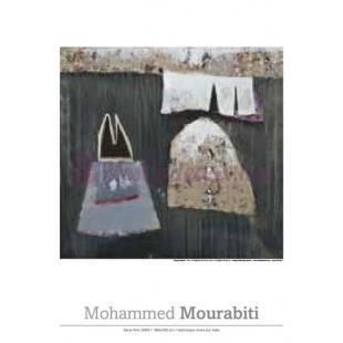 Tableau de Mohammed Mourabiti