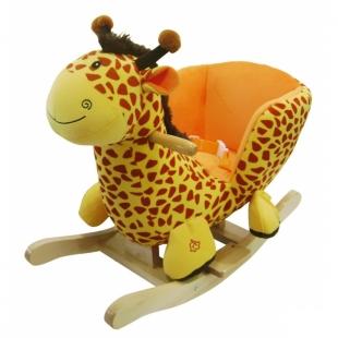 Girafe À Bascule Musicale