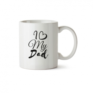 Mug I Love my dad