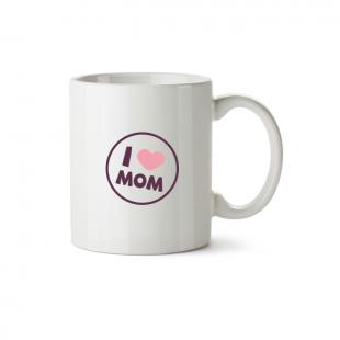 Mug I Love Mom