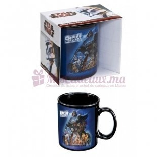 Mug Porcelaine The Empire Strikes Back avec sa Boîte Cadeau - Star wars
