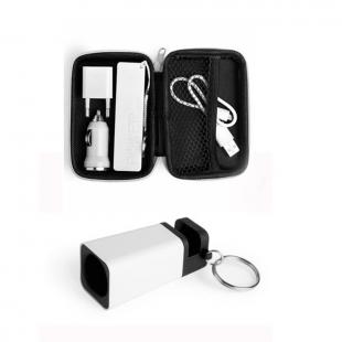 Pack Power Bank + porte-clés haut-parleur
