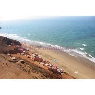 Parapente - Circuit Atlantique Sud - 3 à 8 Personnes - Vallée du Bouregrag & Rabat-Salé
