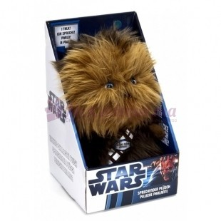 Peluche Sonore Chewbacca - Star Wars - 23 cm