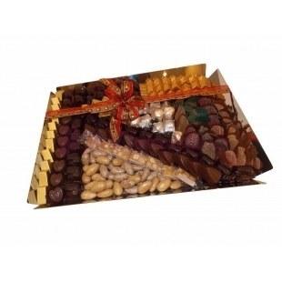 Plateau Inox Chocolat 1800g
