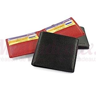 Porte cartes et billets