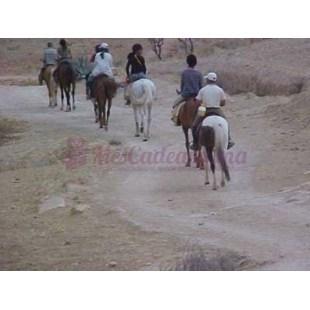 Randonnée Equestre - Dar Bouazza