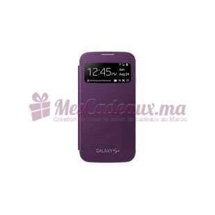 S4 VIEW COVER VIOLET