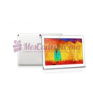 SAMSUNG Galaxy NOTE10.1 EDITION 2014  Blanc
