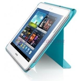 Etui coque Samsung EFC-1G2N bleu pour Galaxy Note 10.1 N8000