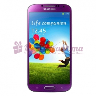 SAMSUNG Galaxy S4 Violet  + S4 VIEW OFFERT