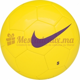Ballon Nike Team Training T3 jaune