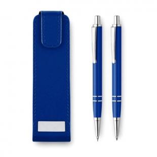 Set stylos Aluminium