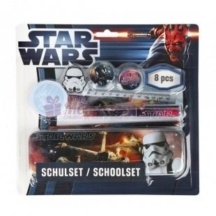 Set Papeterie - Star Wars - 8 Pièces