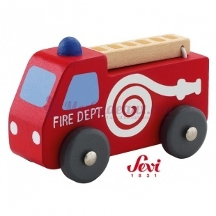 Camion Pompiers - Sevi - 7.5 cm