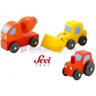 Machines Pour Travailler - Sevi - 7.5 cm