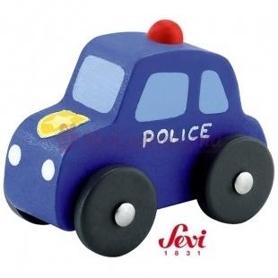 Voiture Police - Sevi - 6 cm