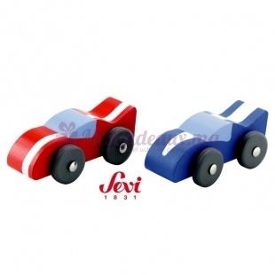 Voitures Formula1 (Assort 12 pièces) - Sevi - 7 cm