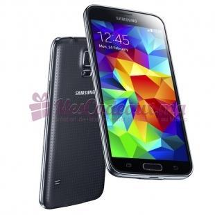 SAMSUNG Galaxy S5 Noir  + Netoyyant smarthone offert