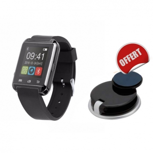 Smartwatch + support mobile offert