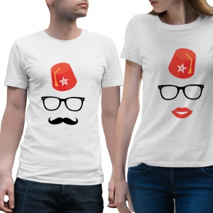 T-shirts assortis À la marocaine