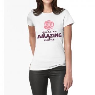 T-shirt Amazing mother