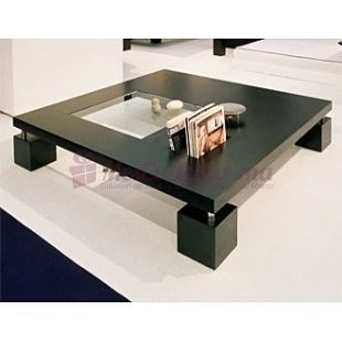 Table basse en bois mod le julia - Modele table basse ...