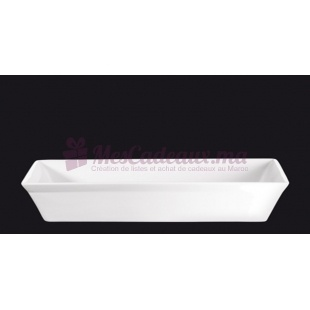 Terrine rectangulaire porcelaine - ASA Selection