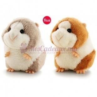Mini Peluche Hamster - Trudi - 12 cm