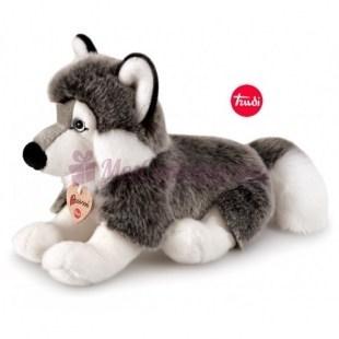 Peluche Husky - Trudi - 36 cm