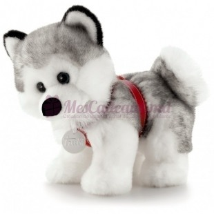 Husky Silver Collection - Trudi - 30 cm
