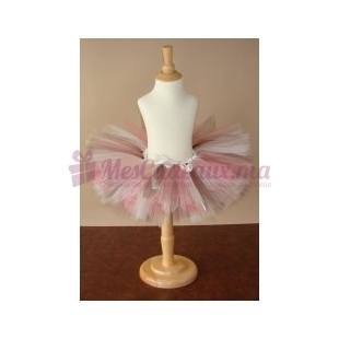 Tutus Bella Ballerina Rose et Marron
