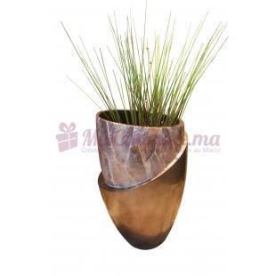 Vase Bear Grass - Daniele Roche