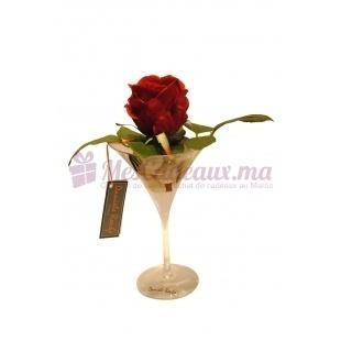 Vase Coupe Champagne - Daniele Roche