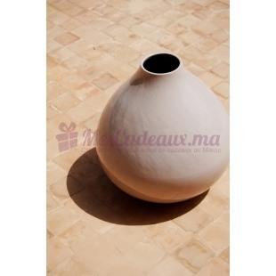 Vase Goutte D'eau D12H38
