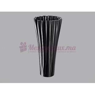 Vase Noir Matt - ASA Selection