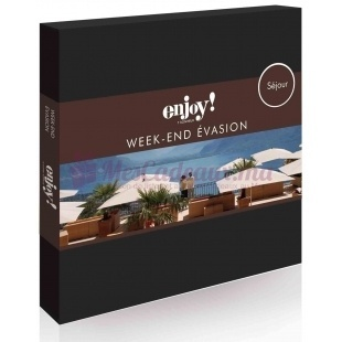 Weekend Evasion - Coffret Enjoy