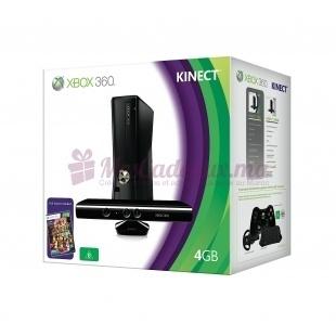 Console Xbox 360 avec Kinect - Xbox - 4Go