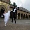 Les risques d'épouser une gradée ceinture noire en Taekwondo