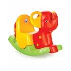 Eléphant à bascule en plastique - PILSAN
