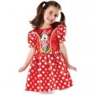 Costume classique Minnie rouge